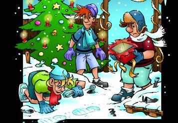 Die drei ??? Kids - Der Weihnachtsdieb WIEDERAUFNAHME 23. Dezember 2019