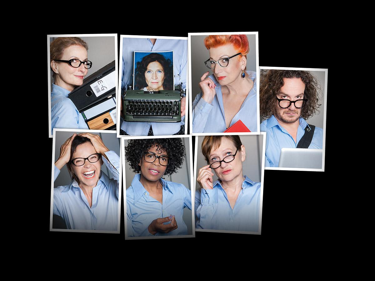 Sekretärinnen