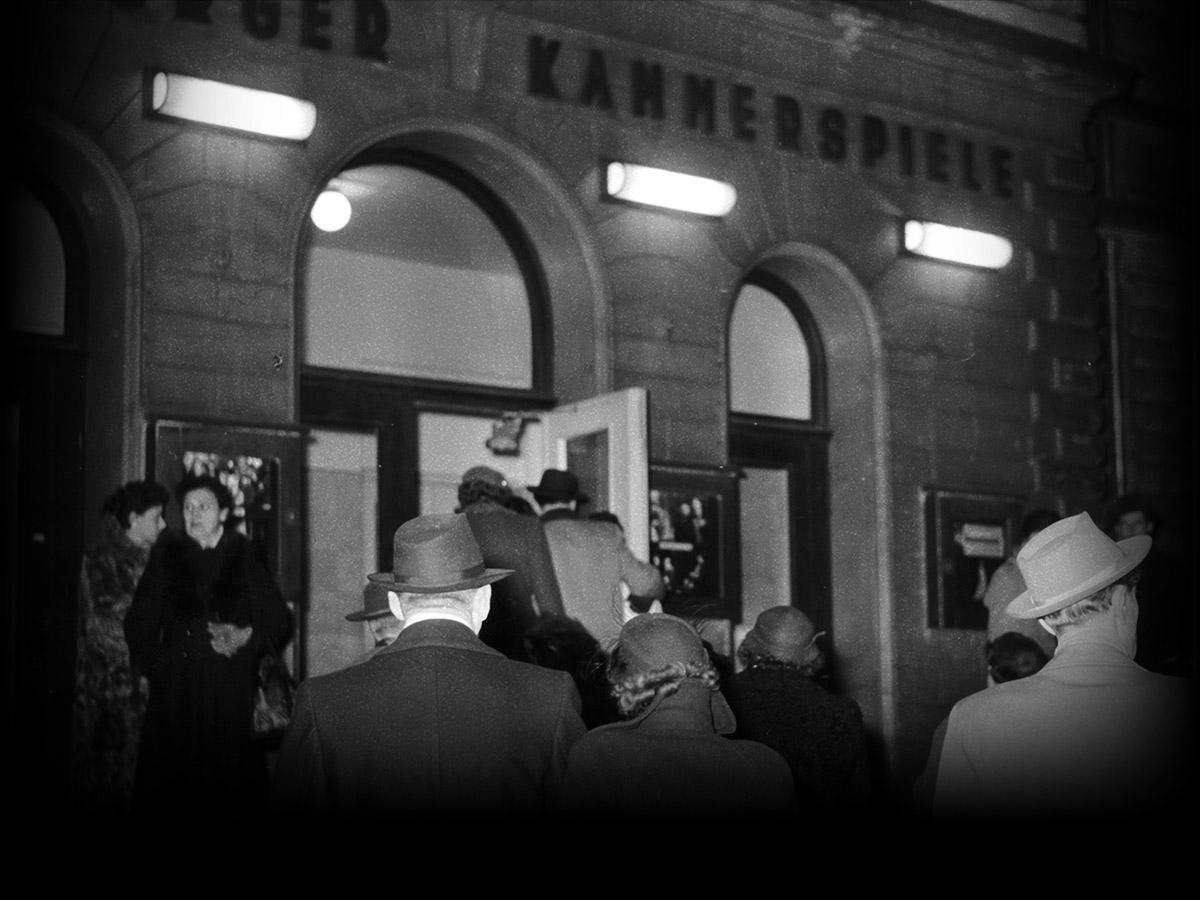 Hamburger Kammerspiele, 1950er Jahre