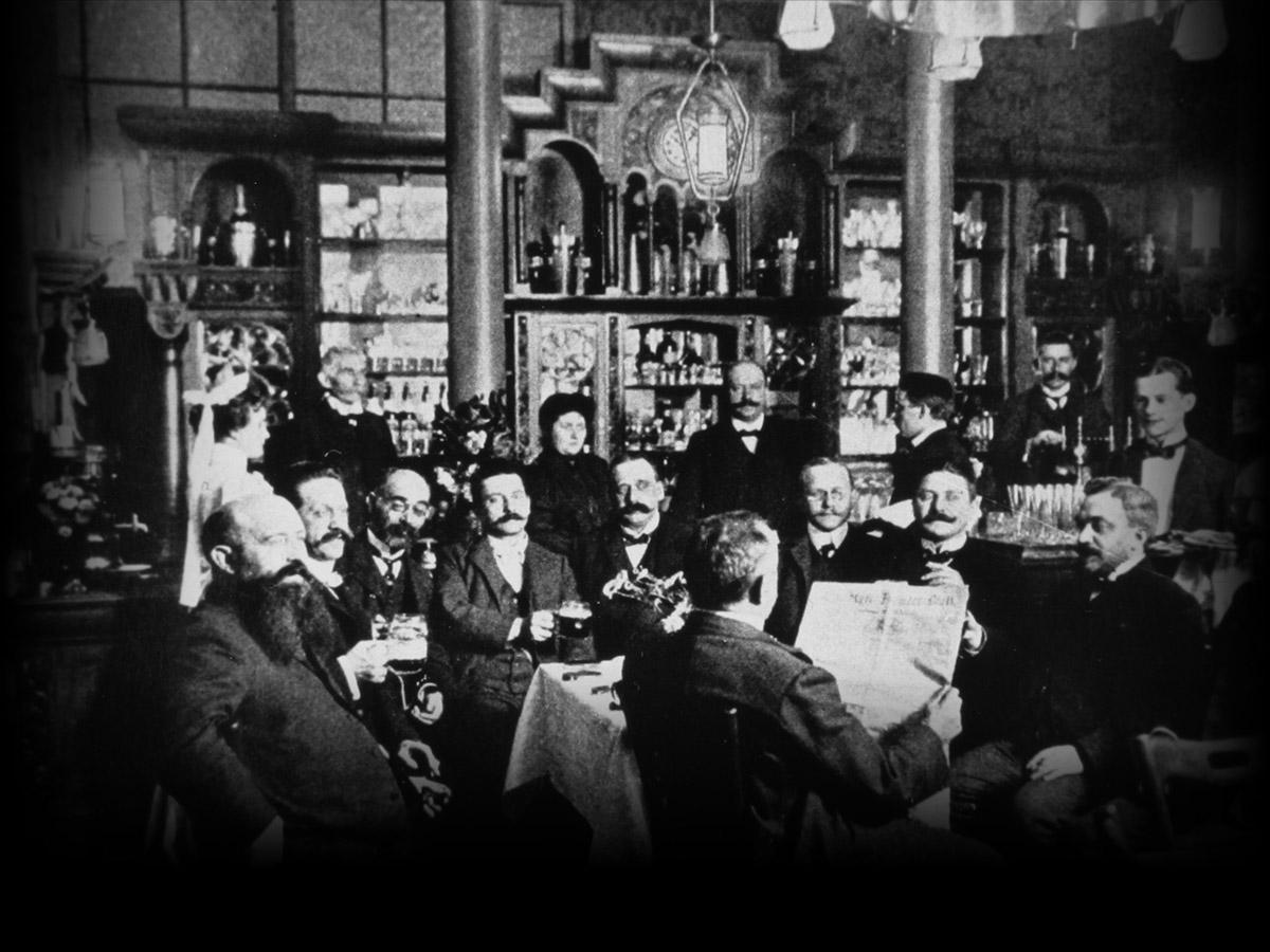 Restaurant, 1904