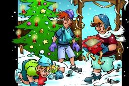 Die drei ??? Kids – Der Weihnachtsdieb